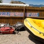 Whitewater rafting Jackson Hole