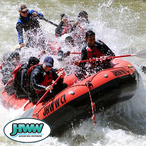 Whitewater Adventure