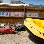 Whitewater rafting Jackson Hole